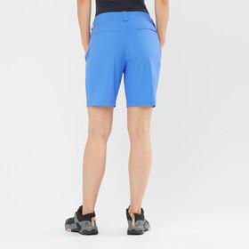 Salomon Wayfarer Shorts Women marina